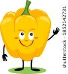 Paprika Cute Cartoon Character. ...