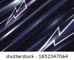 black friday sale banner design.... | Shutterstock .eps vector #1852347064