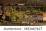 Miniature Railway Model In...