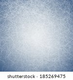 vector illustration with blue... | Shutterstock .eps vector #185269475
