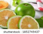 Sweetie Fruit  Green Grapefruit ...