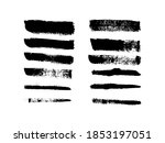 abstract watercolor paint brush ... | Shutterstock .eps vector #1853197051