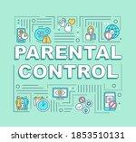 parental control software word...