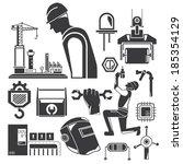 coleção,desenvolvedor,broca,engenheiro,primeira,gadget,engenhocas,engrenagem,mão,pendurar,gancho,trabalhista,olhar,máquina,gestão