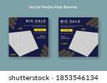 unique modern geometric... | Shutterstock .eps vector #1853546134