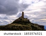 Ruins Of The Castle Of...