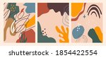 hand drawn creative abstract... | Shutterstock .eps vector #1854422554