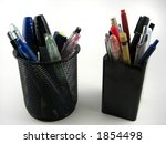 office supplies and other... | Shutterstock . vector #1854498