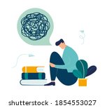 vector illustration  support... | Shutterstock .eps vector #1854553027