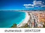 Panoramic View Of Nice...