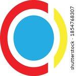 circle logo   simple logo for...   Shutterstock .eps vector #1854768307