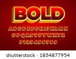 dark metallic red and gold... | Shutterstock .eps vector #1854877954