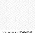 pattern with straight grey... | Shutterstock .eps vector #1854946087