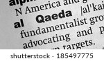 Small photo of Dictionary definition of the term al Qaeda