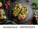 Bruschetta With Mushrooms ...