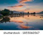 The Landscape Of Lam Taphoen...