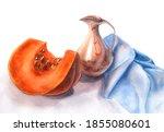 Art. Pumpkin And Vintage...
