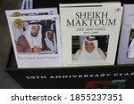 sharjah  uae   november 4 14 ... | Shutterstock . vector #1855237351