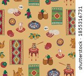 turkey istanbul culture objects ... | Shutterstock .eps vector #1855316731