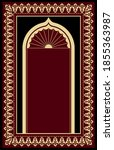 Vector Design Of Muslim Prayer...