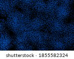 dark blue vector pattern with... | Shutterstock .eps vector #1855582324