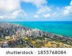 Aerial View Of Recife City ...