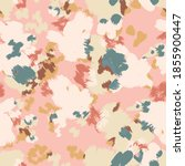 abstract floral camouflage.... | Shutterstock .eps vector #1855900447