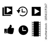 interface vector settings icon...