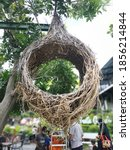 Bird Nest Shaped Photo Booth