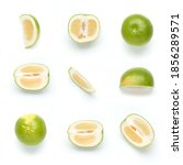 citrus sweetie or pomelit ... | Shutterstock . vector #1856289571