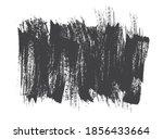 abstract grunge paint stroke...   Shutterstock .eps vector #1856433664