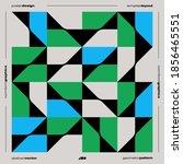 neomodern aesthetics of... | Shutterstock .eps vector #1856465551