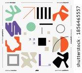 neomodern aesthetics of...   Shutterstock .eps vector #1856465557