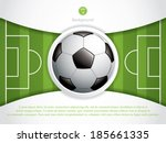Soccer Ball Brochure.vector