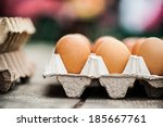 Nice Big Rural Fresh Eggs In...