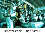 industrial zone  steel... | Shutterstock . vector #185673911