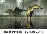 Ichthyovenator Was A Dinosaur...