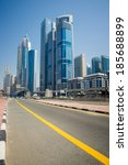 dubai  uae    6 march  2014 ... | Shutterstock . vector #185688899