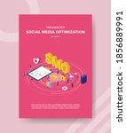 technology social media...   Shutterstock .eps vector #1856889991