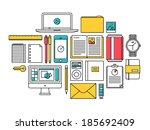 y,portapapeles,colección,creativa,diario,escritorio,documento,correo electrónico,envolvente,carpeta,artículos,línea,móvil,monitor,en