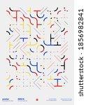 neomodern aesthetics of... | Shutterstock .eps vector #1856982841