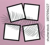 realistic frames. interior...   Shutterstock .eps vector #1857056227
