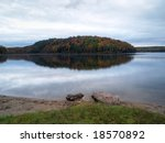 Meech Lake In Gatineau Park ...