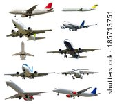 Collection With Many Planes On...