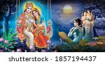 Radha Krishna  Lord Krishna ...