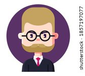 lawyer avatar job and...   Shutterstock .eps vector #1857197077