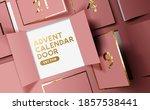 Christmas Advent Calendar Door...