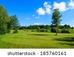 tatrzanska lomnica  slovakia  ... | Shutterstock . vector #185760161