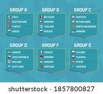 european football championship... | Shutterstock .eps vector #1857800827