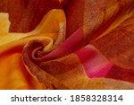 Silk Fabric  Women's Colored...